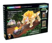 LASER PEGS Triceratops Charge 7 LED