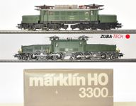 Märklin 3300 Krokodil Set Be 6/8 + BR194