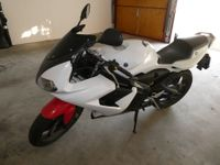 Yamaha TZR50R weiss/rot