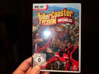 PC Roller Coaster Tycoon World