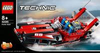 Lego Technic 42089 Power Boat Rennboot