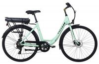 E-Bike City TURQUOISE-BLAU