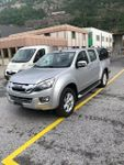 ISUZU D-MAX 2.5 Crew Cab Quasar Pick-up
