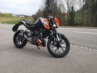 KTM Duke 200 Naked Bike