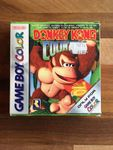 Donkey Kong Country Gameboy mit OVP