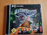 PC CD-ROM Roller Coaster TYCOON 3