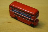 PJR-Marketing London Bus 1:60 alles Met.