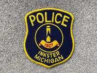 Police Inkster Michigan // Patch