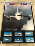 Poster Airbus Industries