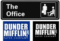 Sticker The Office (US Series)