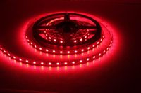 LED Strip 5m 5050 300LEDs rot