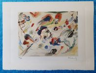 Wassily Kandinsky Lithographie
