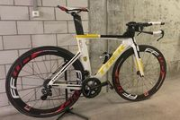 Trek Speed Concept, Customaufbau (M)