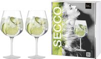 2 Gin Tonic Secco Flavoured Eisch