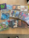 CD GESTELL SOWIE CD's