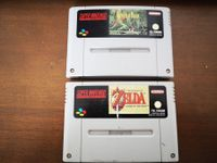 Secret of Mana & Zelda