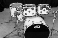 DW Collector's Finish Ply White Glass