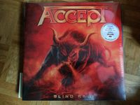 ACCEPT Blind rage LP LTD SPLATTER VINYL