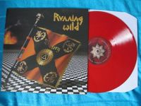 RUNNING WILD Victory LTD RED VINYL