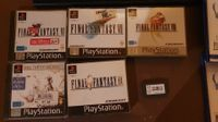 Final Fantasy collection PS1+PS2+GBA