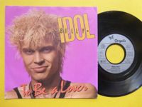 "BILLY IDOL 7"" TO BE A LOVER"