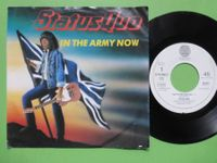 """STATUS QUO 7"""" IN THE ARMY NOW"""