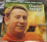 Charles Trenet 2LP 33 tours Double Album