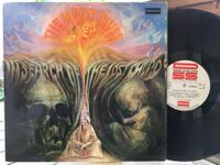 the moody blues LP in search of the lost