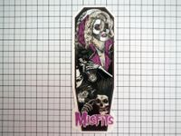 THE MISFITS 40 YEARS Sticker 11x4cm