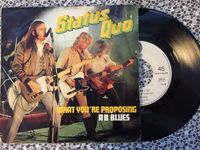 Status Quo – What You're Proposing