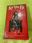 Tattoo Kat Von D - Tattoo Chronicles