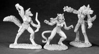 REAPER 03495 DHL LYCANTHROPES MINIATURE