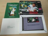 Jimmy Connors Pro Tennis Tour SNES NTSC