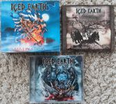 ICED EARTH - 5 CDs