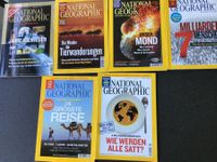 45 National Geographic Hefte 2010-2014