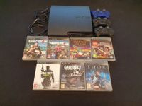 Playstation 3 inkl. 3 Controller + Games