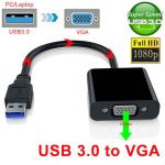 USB 3.0 2.0 zu VGA 1080P Multi-Display A