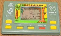 Ronica HE-90 Hungry Elephant (LCD-Spiel)