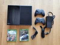 XBOX ONE 500 GB + 2 Controller + 2 Games