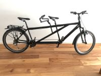 Top - Mountainbike Tandem  - wie neu