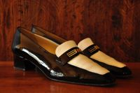 Schicke Vintage BALLY Loafer