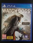 WATCH DOGS *** PS4