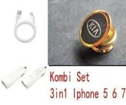 3in1 Kia  360° iPhone Magnet Halter