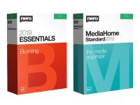 NERO Burn Essentials und Media Home