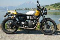 Triumph Street Cup 900 - Cafe Racer