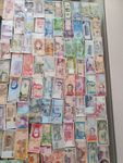 Excellent UNC banknotes LOT Worldwide