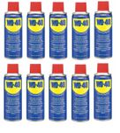 10x 250ml WD-40 Multifunktionsspray