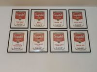 Andy Warhol | Campbell's Soup | 10 Serie