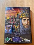 Age of Empires Gold Edition 2Cd's
