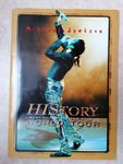 History world Tour Program M. Jackson